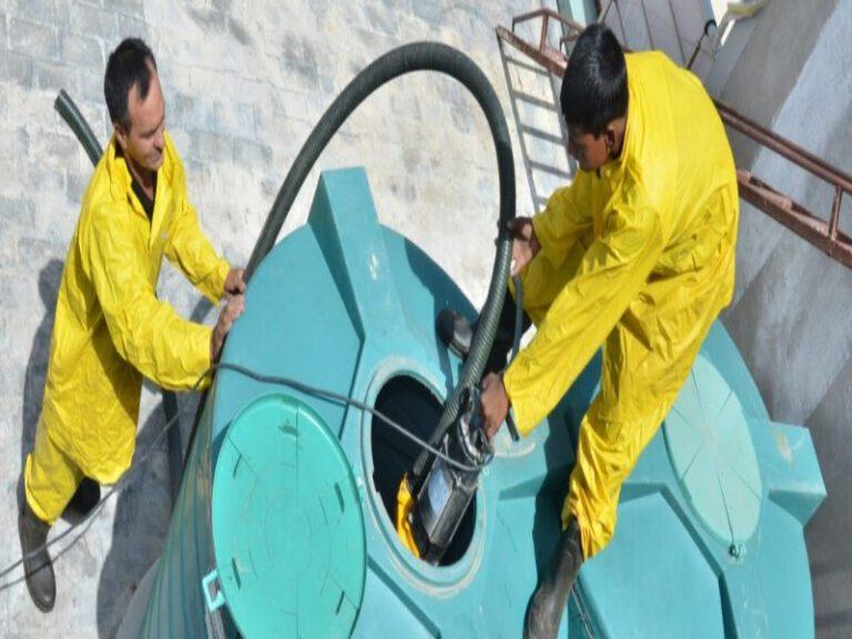 اسعار تنظيف خزانات المياه