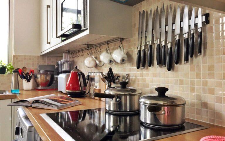كيفية تنظيف المطبخ