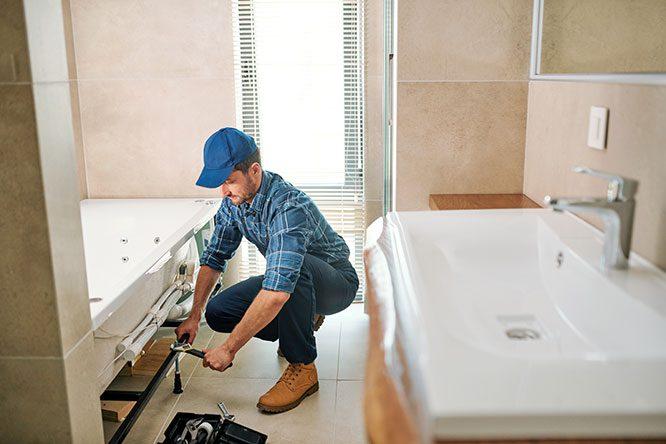 شركة عزل حمامات بالخبر